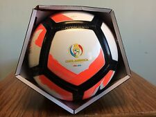 SOCCER BALL-NIKE PITCHCIENTO-COPA AMERICA 2016-SIZE 3-WHITE IN COLOR-NEW-IN BOX