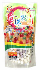 1 Pack of Wufuyuan Colour Tapioca Pearl 250g for Bubble Tea Drink Boba Milk tea