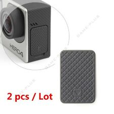 2pcs/lot Side Door USB Protective Cover Replacement for GoPro Hero 3 3+ 4 Camera