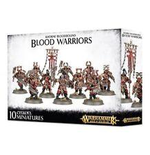 Warhammer Fantasy Battle: Warriors of Chaos Khorne Bloodbound Blood Warriors