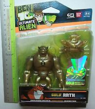 Brand NEW Bandai BEN10 GOLD RATH Limited Edition (Item #37902)