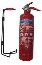 1KG DRY POWDER ABC FIRE EXTINGUISHER HOME OFFICE CAR KITCHEN. CE MARKED