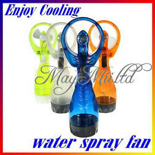 Portable Mini Water Spray Cooling Cool Fan Mist Sport Beach Camp Travel Sales O