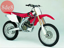 Honda CRF 450 R (2003) - Workshop Manual on CD