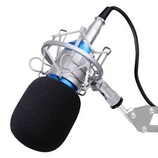 Pro Condenser BM800 Mic Shock Mount Audio Microphone Sound Studio Dynamic