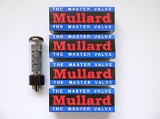 EL34 mullard matched quad valves pour MARSHALL amplificateur BLACKSTAR réédition tube