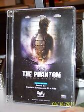 The Phantom   SyFy Channel RARE DVD SCREENER PRESS KIT