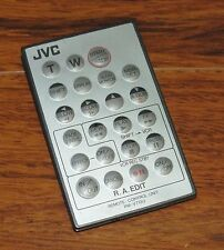 JVC (RM-V713U) Pre-Programmed R.A Edit Remote Control Unit with Battery Cover