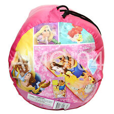 Disney Princess Beauty & The Beast Slumber Girls Sleeping Bag *New