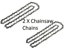 "2 x Chainsaw Chain for DOLMAR PS5000 PS4600 PS510 PS540 PS500 PS460 11""/ 27cm"