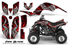 YAMAHA RAPTOR 660 GRAPHICS KIT CREATORX DECALS STICKERS FBRB