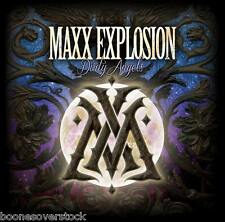 MAXX EXPLOSION - DIRTY ANGELS (*NEW-CD, 2015, Kivel) ex-House of Lords METAL!