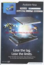Intel Solid-State Drive 520 Series 2012 Magazine Advert #7212