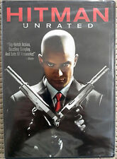 HITMAN (DVD: 1, 2008, UNRATED, WS) TIMOTHY OLYPHANT, CRIME ACTION DRAMA NEW