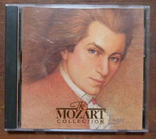 The Mozart Collection from Time Life Music [CD, 1983] Piano Concertos Nos. 21,17
