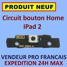 ✖ NAPPE CIRCUIT FLEX BOUTON HOME IPAD 2 3G et 3G/WIFI ✖ NEUF EXPEDITION 24H MAX✖