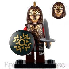 Custom King Theoden LOTR Minifigure fits with Lego pg501 UK Seller Hobbit