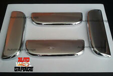AutoPop Chrome Door Handle Cover for Maruti Suzuki Alto K10- Set of 4 pcs
