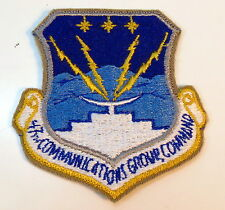 Large Vintage USAF Air Force 47th Communications Group Command Military Patch