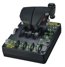 Mad Catz Saitek Pro Flight X-55 X55 Rhino Throttle  for PC *** Throttle Only ***