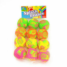 12 Multi-Color Water Splash Balls Grenades Bombs Summer Pool Beach Toy Fun