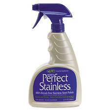 Hopes Perfect Stainless Stainless Steel Cleaner and Polish 22oz Bottle 22PS6
