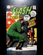 COMICS: DC: The Flash #183 (1968) - RARE (figure/vintage/statue/batman)