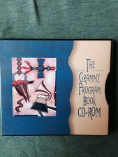 The Grammy Program Book CD-ROM 1996