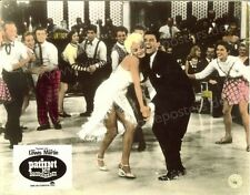 Aushangfoto handcoloriert Lobby Card Living It Up Jerry Lewis Janet Leigh Martin