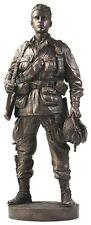 "Khaki Army: US Airborne Trooper - Ravenoville, D-Day - KA015 - 12"" Statue/Figure"