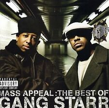 MASS APPEAL: THE BEST OF GANG STARR [PA] [USED CD]