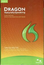 Dragon Naturally Speaking Home Edition Version 12 with Headset