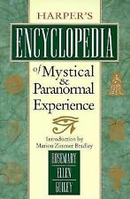 HARPER'S ENCYCLOPEDIA OF MYSTICAL AND PARANORMAL EXPERIENCE - HARDCOVER