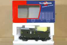 TILLIG BAHN HO 76479 DR DRG PACKWAGEN BAGGAGE CAR COACH 128865 DRESDEN ng