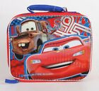 2016 Disney Pixar Car Boys Kids lunch Box Kit Bag and kids Snack Lunch Bag