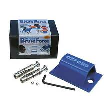 Oxford Brute Force Mini Ground Anchor - Motorcycle Security