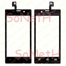 "Vetro Vetrino Touch screen Digitizer 4,5"" YZ-CTP321(GN7051)-FPC-V1.0 Nero"