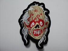 cannibal corpse  face   shaped logo    EMBROIDERED PATCH