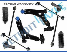 Brand NEW 10pc Complete Front Suspension Kit for 2006-2011 Ford Focus