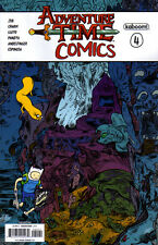 ADVENTURE TIME COMICS (2016) #4 Andrew Greenstone SUBSCRIPTION Cover