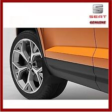 Genuine Seat Ateca Front Mud Flaps. New!