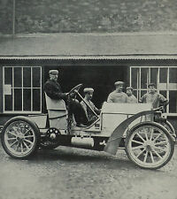 Gordon Bennett Cup Athy Circuit Camille Jenatzy Mercedes 1903 Photo Article 7793