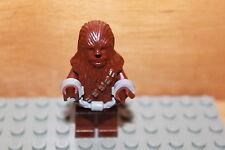 Lego Star Wars - Chewbacca Figur mit Handschellen Ewok Village aus Set 8038