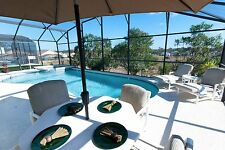 218 Exclusive Villas Florida 4 bedroom vacation home with pool & spa 5 nights