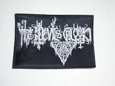 THE DEVIL'S BLOOD OLD LOGO EMBROIDERED PATCH