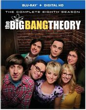 Big Bang Theory: The Complete Eighth Season - 5 DIS (2015, REGION A Blu-ray New)