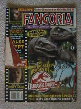 FANGORIA MAGAZINE #126 SEPT 93 JASON GOES TO HELL BODY BAGS TALES FROM THE CRYPT