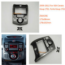 Car Fitting Kit installation Radio fascia for KIA Cerato Koup (TD), Forte Koup