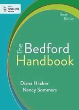 The Bedford Handbook by Diana Hacker and Nancy Sommers (2013, Paperback, New Edi
