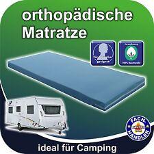 orthopädische Matratze 100x200cm  für Wohnmobile und Wohnwagen Sonderpreis